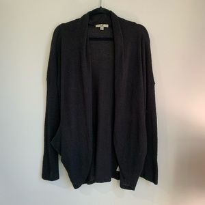 Ya Los Angeles Black Cardigan